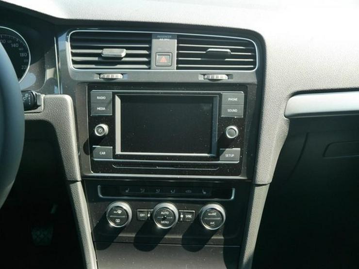 Bild 8: VW Golf VII 1.0 TSI TRENDLINE * WINTER- & CONNECTIVITY-PAKET * PDC * SHZG * KLIMAAUTOMATIK