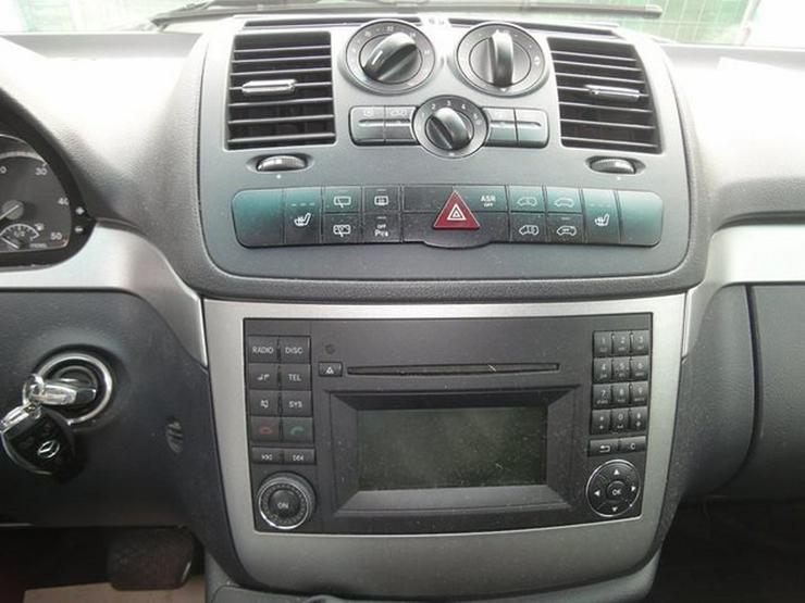 Bild 9: MERCEDES-BENZ Viano 3.0 CDI Trend Edition kompakt 8-Sitzer PDC AHK