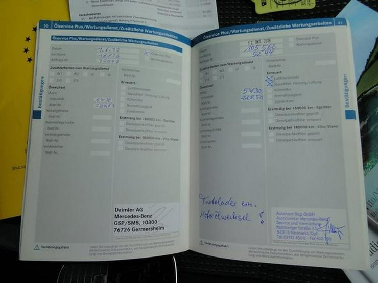 Bild 15: MERCEDES-BENZ Viano 3.0 CDI Trend Edition kompakt 8-Sitzer PDC AHK