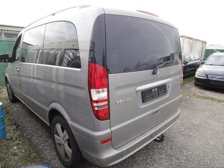 Bild 4: MERCEDES-BENZ Viano 3.0 CDI Trend Edition kompakt 8-Sitzer PDC AHK