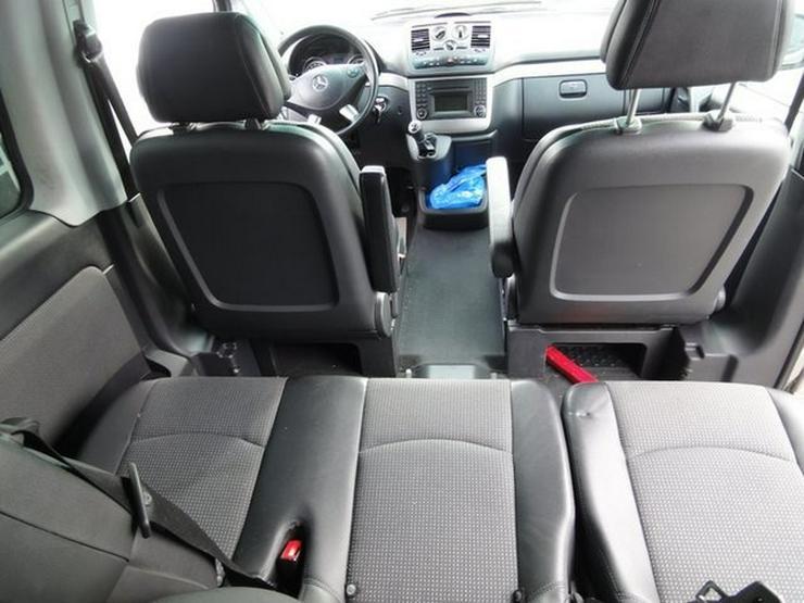 Bild 22: MERCEDES-BENZ Viano 3.0 CDI Trend Edition kompakt 8-Sitzer PDC AHK