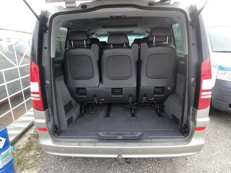 MERCEDES-BENZ Viano 3.0 CDI Trend Edition kompakt 8-Sitzer PDC AHK - Viano - Bild 7
