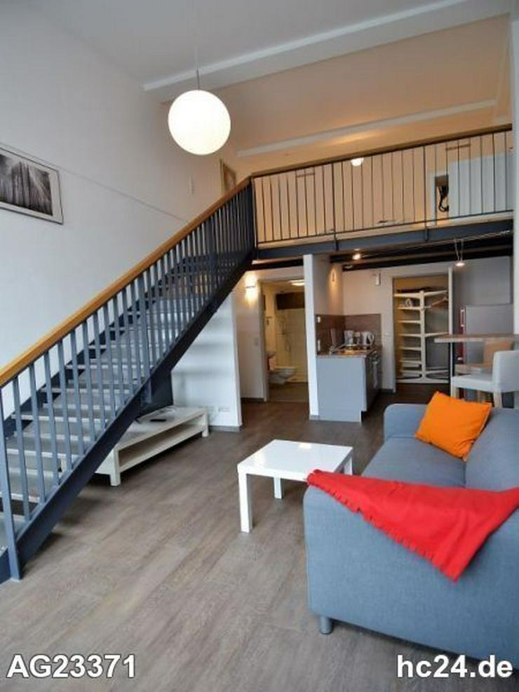 * tolle möblierte Wohnung Augsburg