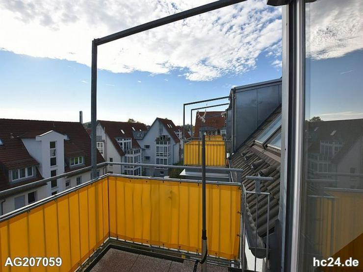 Bild 6: Sonnige, modern möblierte Wohnung mit Balkon in Korntal-Münchingen