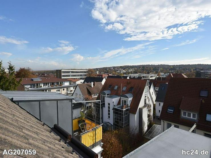 Bild 5: Sonnige, modern möblierte Wohnung mit Balkon in Korntal-Münchingen