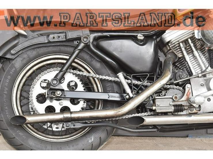 HARLEY DAVIDSON SPORTSTER XLH 883 CHOPPER CUSTOM - Harley Davidson - Bild 12