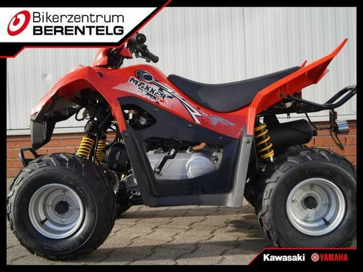 KYMCO Maxxer 50 S Kinderquad