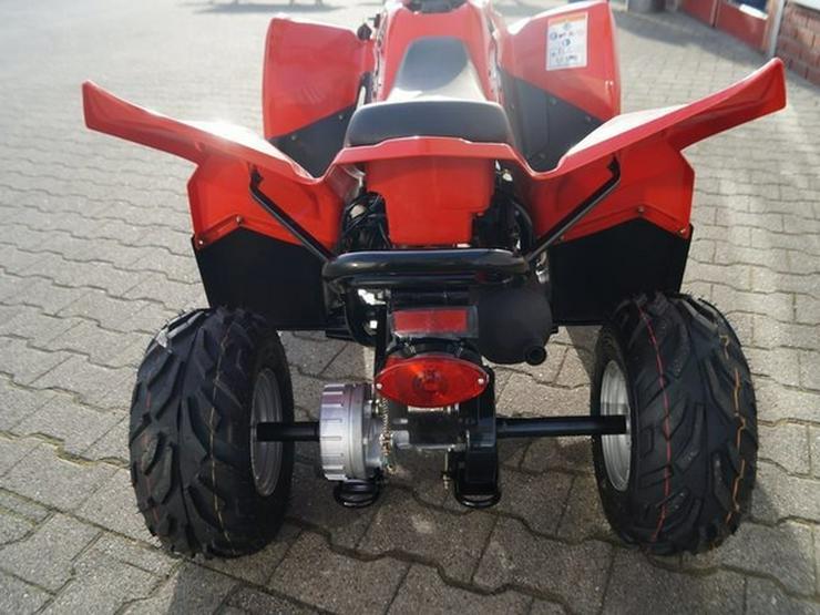 KYMCO Maxxer 50 S Kinderquad - Motorräder - Bild 4
