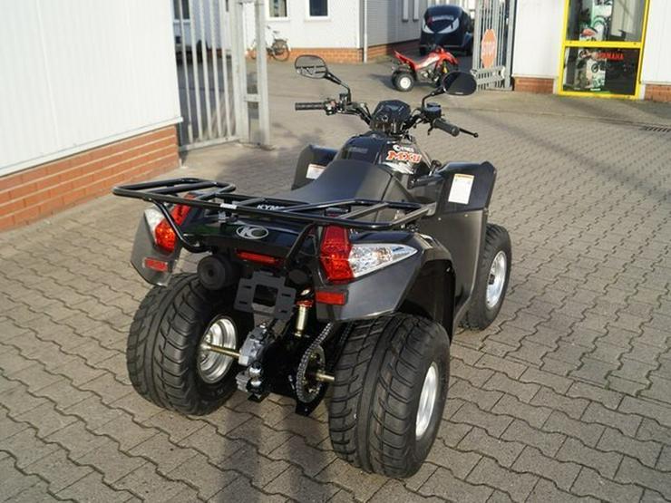 KYMCO MXU 250 Onroad LOF 2018 - Motorräder - Bild 5