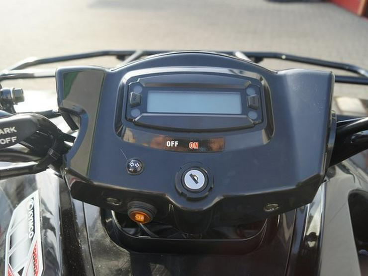 Bild 12: KYMCO MXU 300 R Onroad LOF
