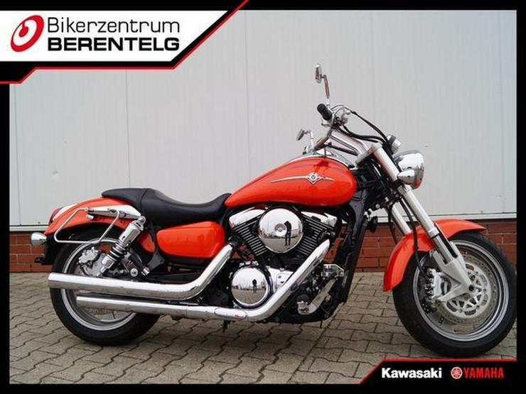 KAWASAKI VN1600 Mean Streak Wenig KM inkl. Verkaufsinsp
