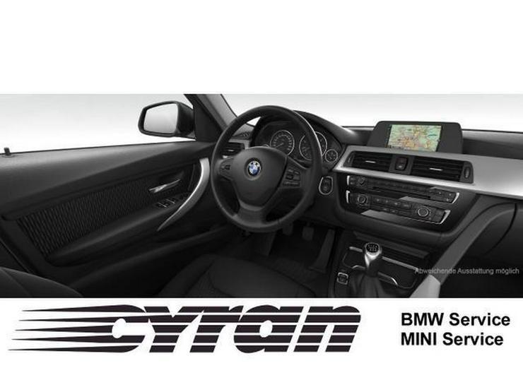 Bild 4: BMW 316d Touring Advantage Navi LED Sitzh.Freisprech