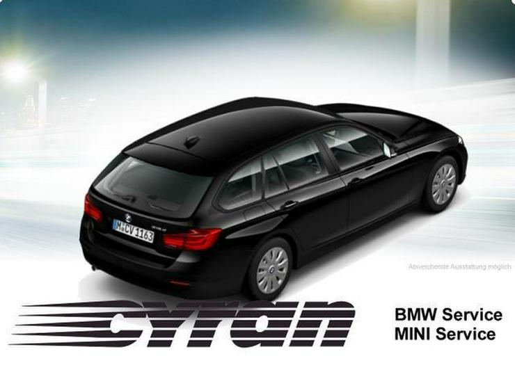 Bild 5: BMW 316d Touring Advantage Navi LED Sitzh.Freisprech