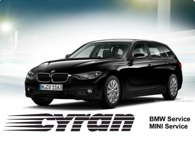 BMW 316d Touring Advantage Navi LED Sitzh.Freisprech - Autos - Bild 1
