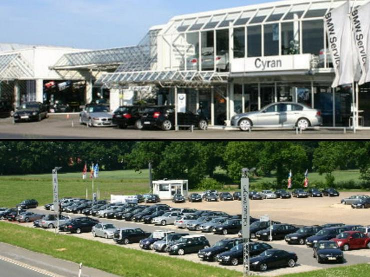 Bild 7: BMW 316d Touring Advantage Navi LED Sitzh.Freisprech