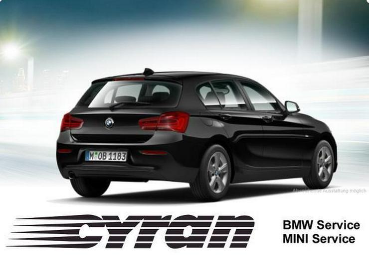 Bild 2: BMW 116d Sport Line Navi Klimaautom. LED Freisprech