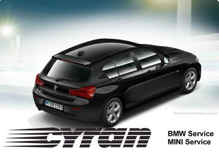 Bild 5: BMW 116d Sport Line Navi Klimaautom. LED Freisprech