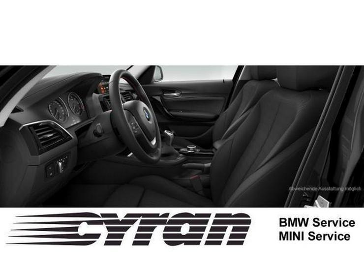BMW 116d Sport Line Navi Klimaautom. LED Freisprech - Autos - Bild 3