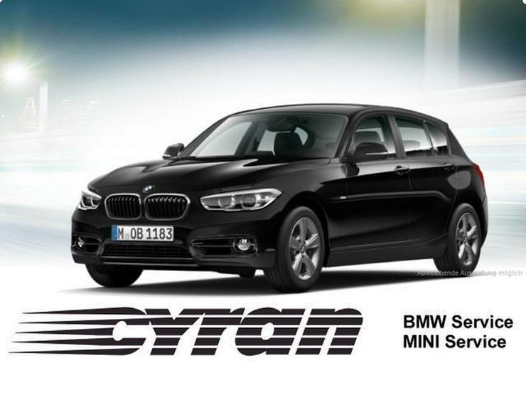 BMW 116d Sport Line Navi Klimaautom. LED Freisprech