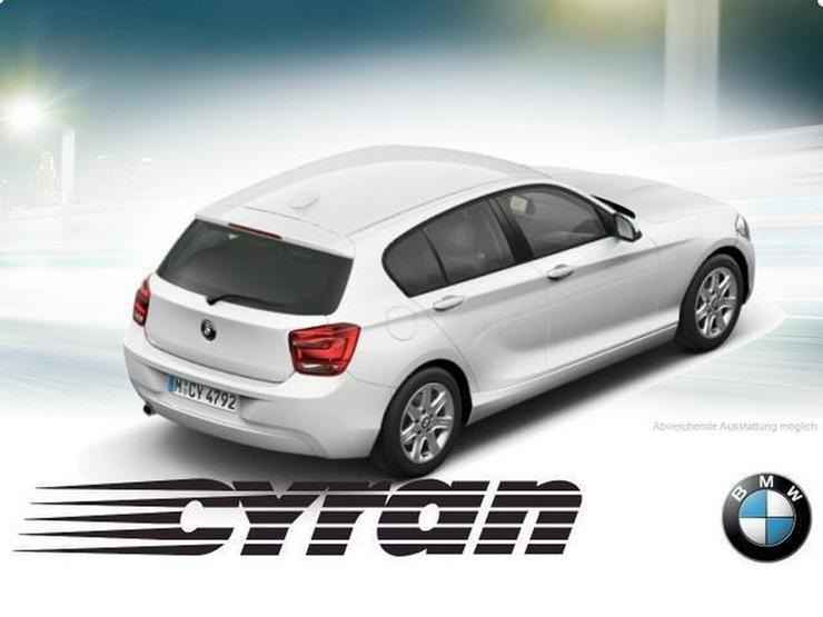 Bild 6: BMW 116d Navi Business LM PDC Sitzhzg. Vorn NSW