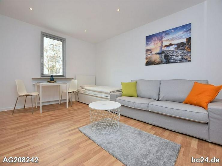Modern möbliertes Apartment in Stuttgart Feuerbach - Wohnen auf Zeit - Bild 1