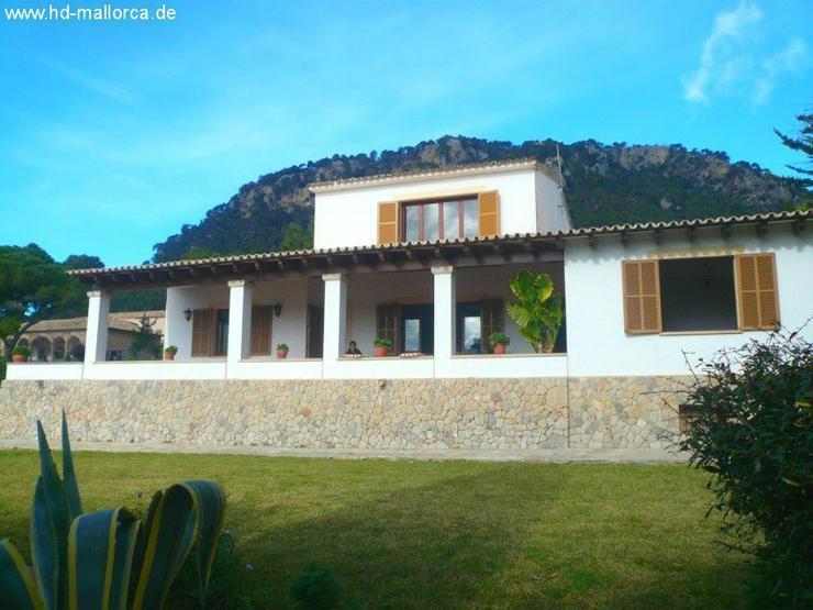 Bild 2: : Schöne Villa in Valldemossa mit fantastischem Ausblick auf das Gebirge Sierra de Tramun...