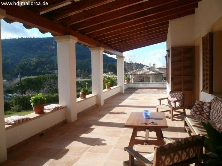 Bild 5: : Schöne Villa in Valldemossa mit fantastischem Ausblick auf das Gebirge Sierra de Tramun...