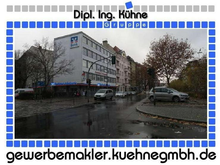 Prov.-frei: Ausblick-Büro im Stadtteil Tiergarten