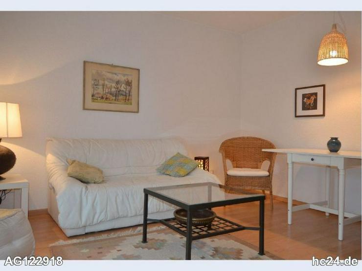 Schöne, möblierte 2 - Zimmer Wohnung in Weil am Rhein, befristet