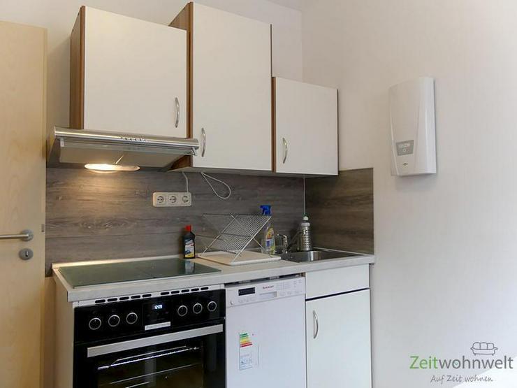 Bild 5: (EF0119_Y) Erfurt: Bischleben-Stedten, modern möblierte 2-Raum-Wohnung mit vollem Service