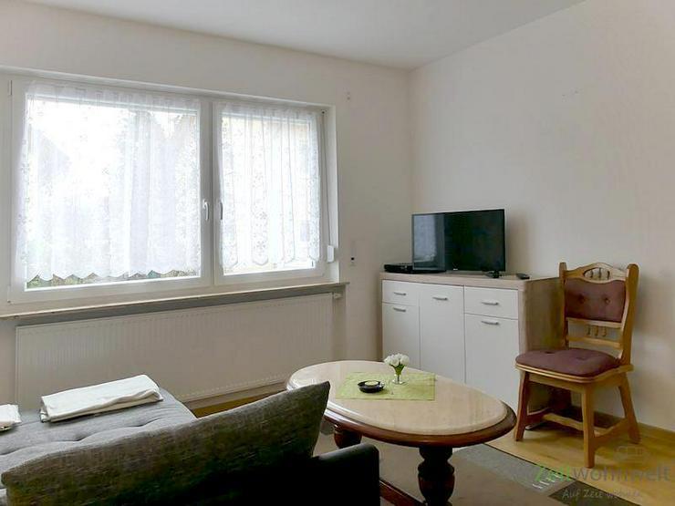 Bild 2: (EF0119_Y) Erfurt: Bischleben-Stedten, modern möblierte 2-Raum-Wohnung mit vollem Service