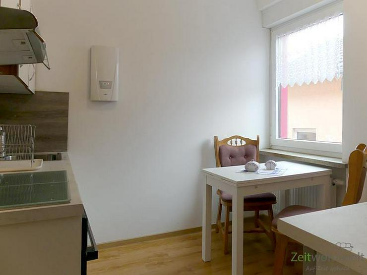 Bild 4: (EF0119_Y) Erfurt: Bischleben-Stedten, modern möblierte 2-Raum-Wohnung mit vollem Service