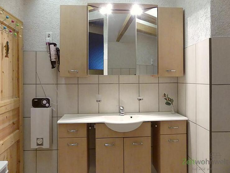 Bild 6: (EF0446_M) Erfurt: Gispersleben, neu möblierte Wohnung über 2 Etagen, ruhige Lage, Dachb...