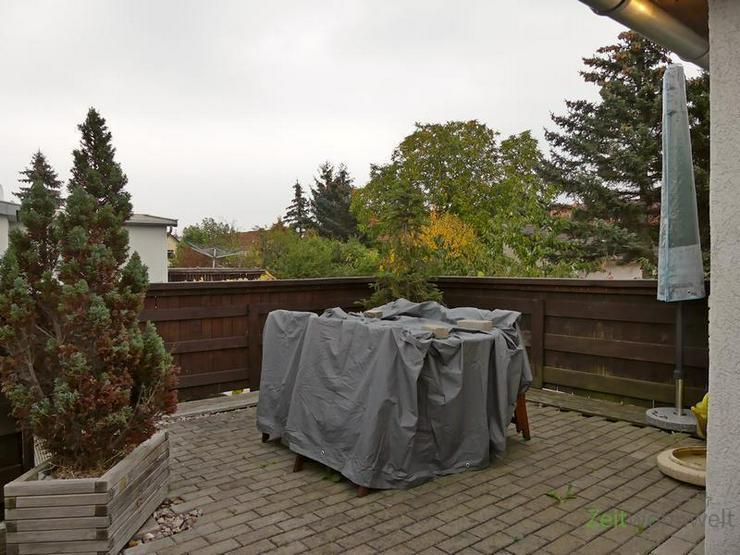 Bild 4: (EF0446_M) Erfurt: Gispersleben, neu möblierte Wohnung über 2 Etagen, ruhige Lage, Dachb...