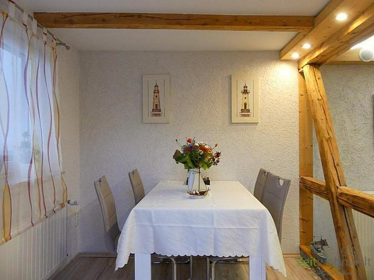 Bild 3: (EF0446_M) Erfurt: Gispersleben, neu möblierte Wohnung über 2 Etagen, ruhige Lage, Dachb...