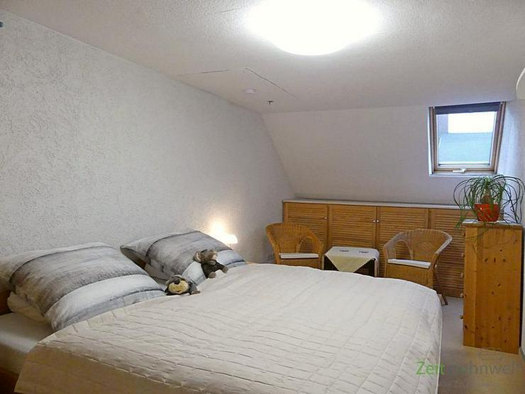 Bild 5: (EF0446_M) Erfurt: Gispersleben, neu möblierte Wohnung über 2 Etagen, ruhige Lage, Dachb...