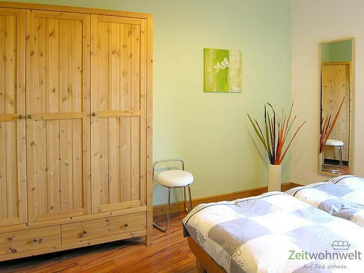 Bild 4: (EF0271_M) Erfurt: Ilversgehofen, möblierte 2-Raumwohnung mit eigenem Eingang am Haus