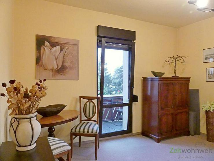 (EF0458_M) Dresden: Briesnitz, gut geschnittene möblierte 2-Zimmer-Wohnung mit Wohnküche...