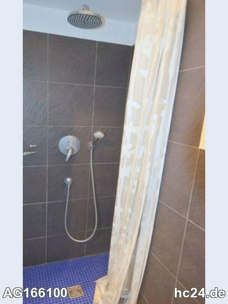 Bild 6: Möblierte 2-Zimmer Wohnung mit Balkon und Flatscreen - TV in Wiesbadener City