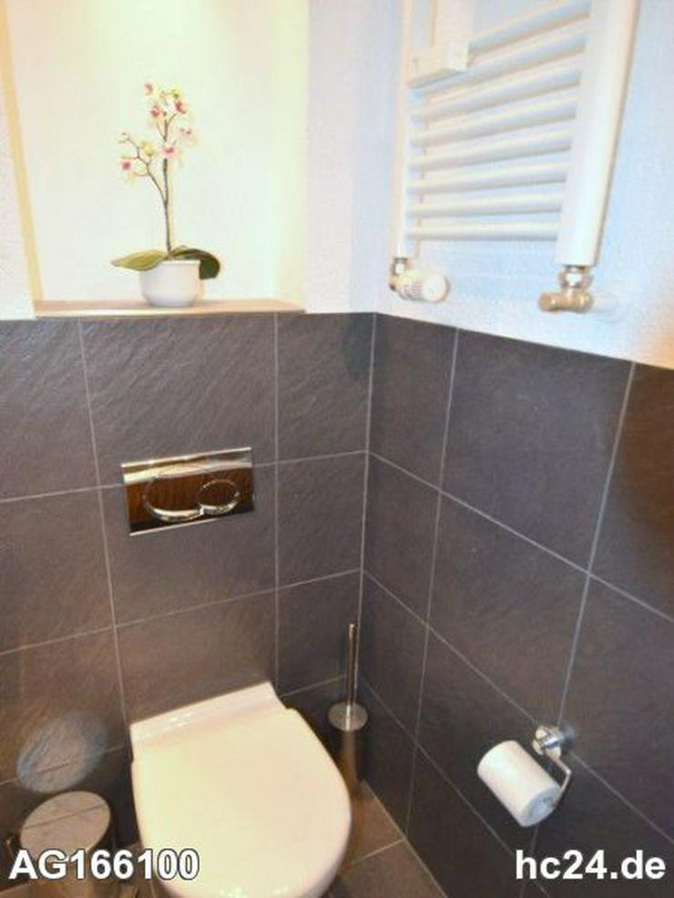 Bild 5: Möblierte 2-Zimmer Wohnung mit Balkon und Flatscreen - TV in Wiesbadener City