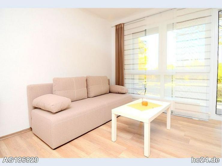 Möblierte 2-Zimmer Wohnung mit Internet, Waschmaschine und Tiefgaragen Stellplatz in Wies...