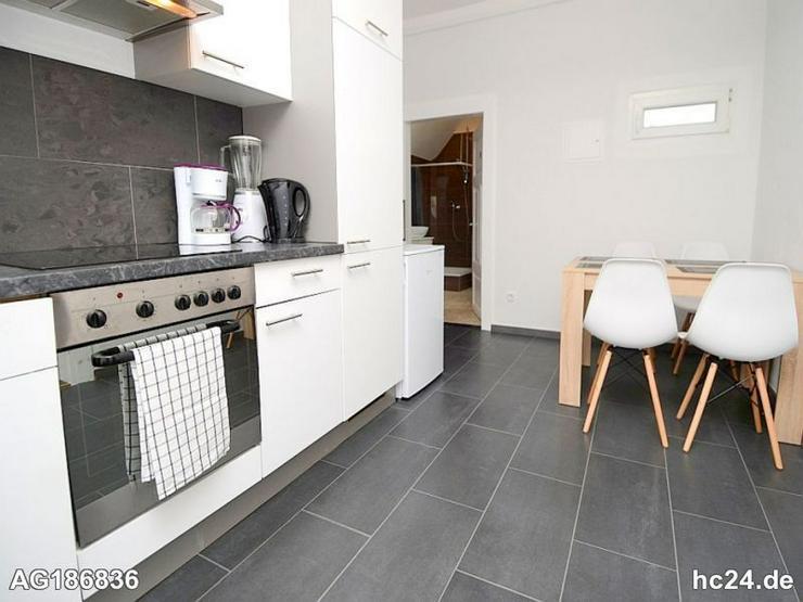 Bild 3: Möblierte 2-Zimmer Wohnung mit WLAN, Waschmaschine und Terrasse in Oppenheim
