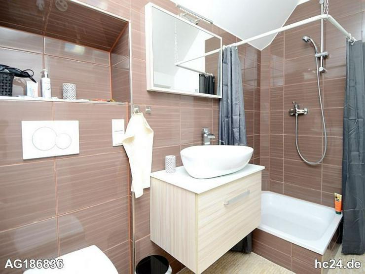 Bild 4: Möblierte 2-Zimmer Wohnung mit WLAN, Waschmaschine und Terrasse in Oppenheim
