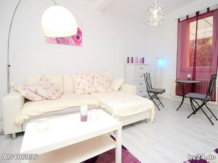Möblierte 2-Zimmer Wohnung mit WLAN, Waschmaschine und Terrasse in Oppenheim
