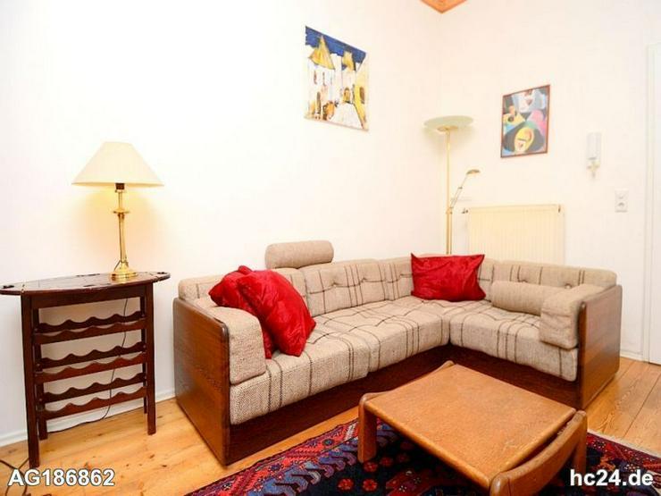 Möblierte 2-Zimmer Wohnung mit Waschmaschine und Internetanschluss in Wiesbaden