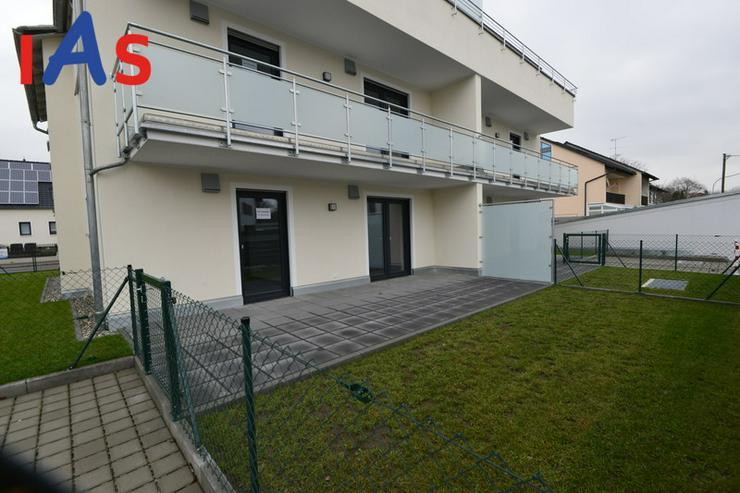 Bild 3: ERSTBEZUG ! Exklusive Wohnung mit Balkon in Neuburg/Donau (Reduzierte Courtage!) zu verkau...