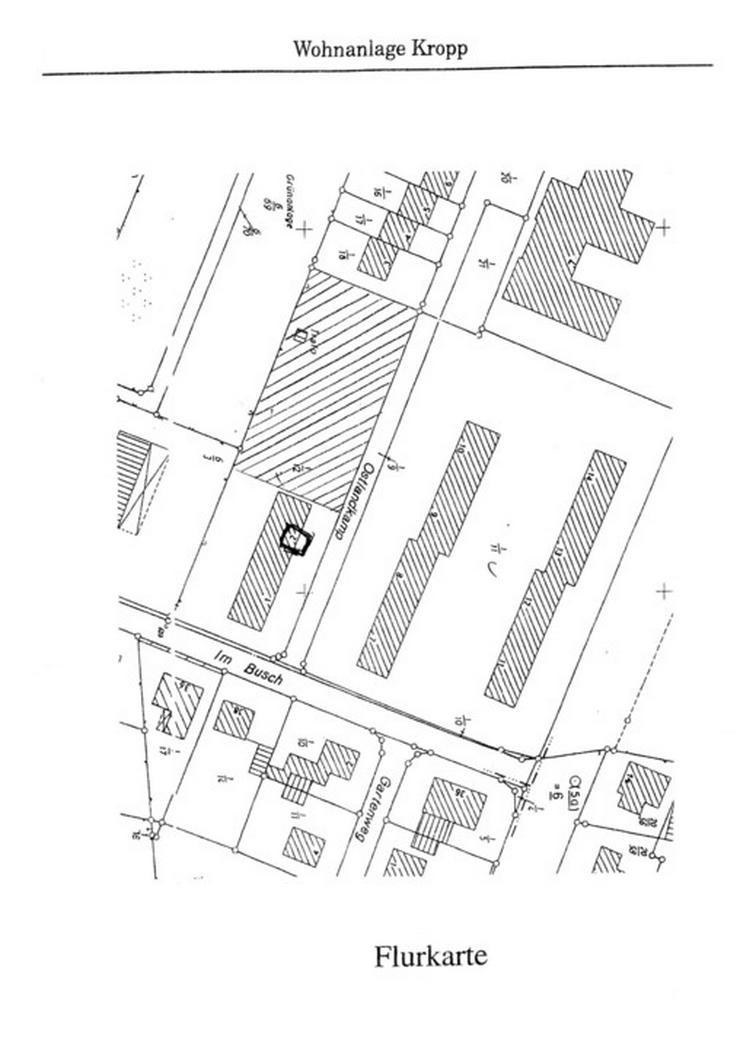 Bild 13: **Eigentumswohnung mit Süd-West Balkon mitten in Kropp**