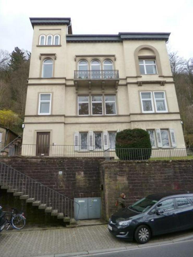 """HD-Altstadt! 2 Zimmer-Wohnung mit """"Frankfurter Bad"""""""