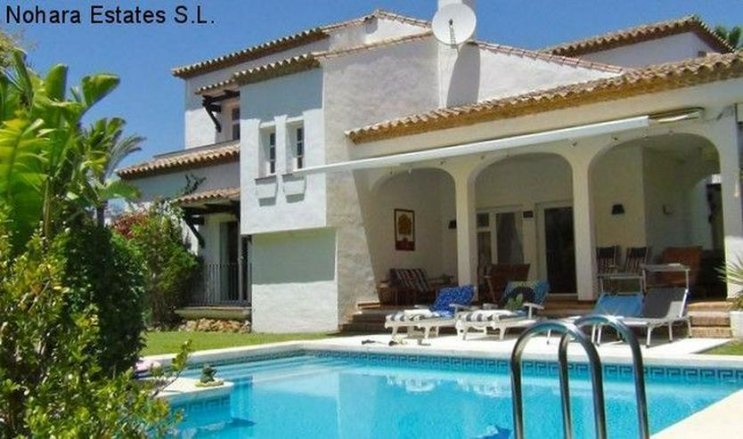 Marbella Country Club 4 bedrooms house - Haus kaufen - Bild 1