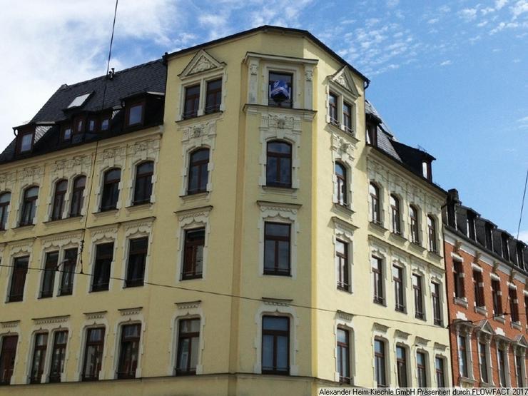 Wohnen im Denkmal - exklusiv ausgestattete, moderne Wohnung mit großem Balkon